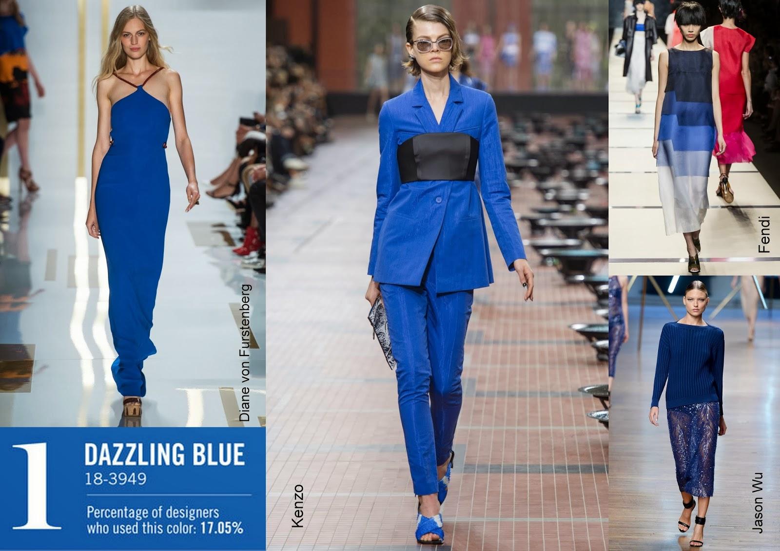 Ослепительный синий dazzling blue очень