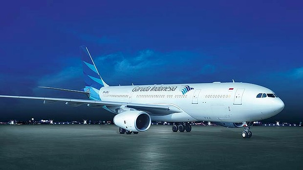 Tiket Pesawat Garuda