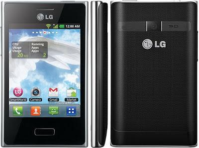 Cara root LG Optimus L3 E400 dengan aplikasi Run.bat