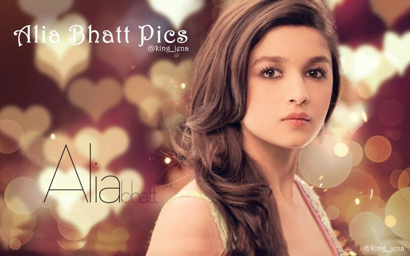 Alia Bhatt Latest Pics ♥