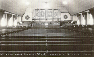 Tabernacle Interior