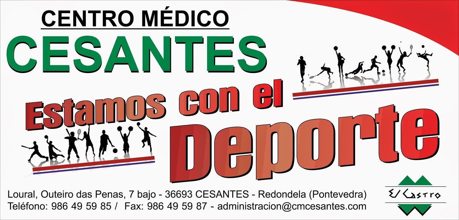 Centro Médico Cesantes