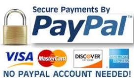 PAYPAL &amp; CREDIT CARD