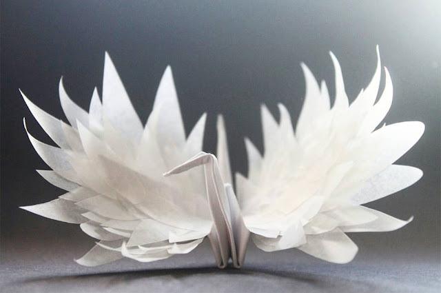 Entusiasta de Origamis projeta uma nova ave de papel diariamente por 365 dias