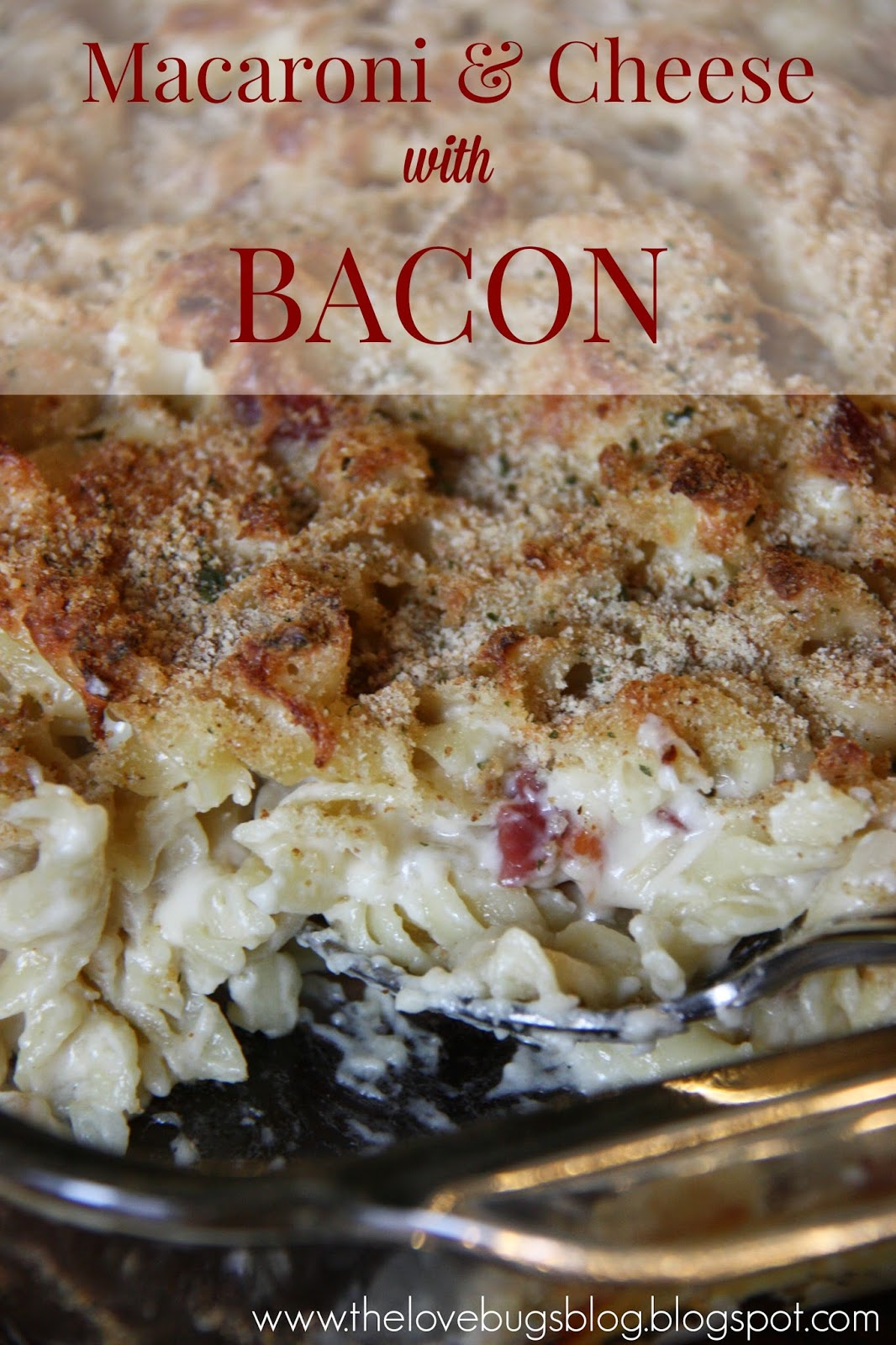 Mac 'n Cheese with Bacon Recipe