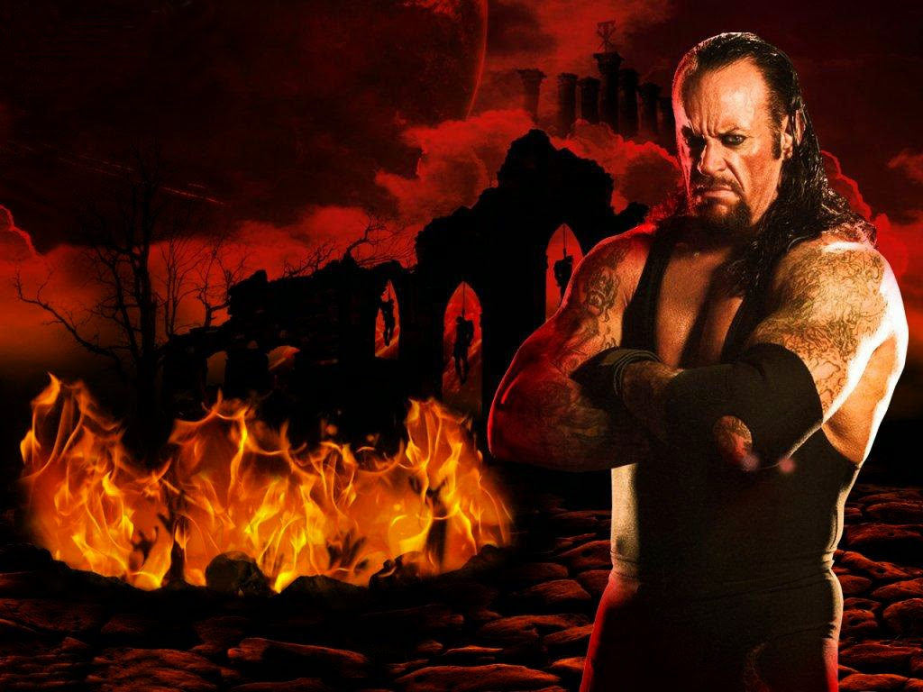 Mega Wallpapers Undertaker