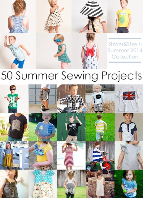 50 SUMMER SEWING PROJECTS