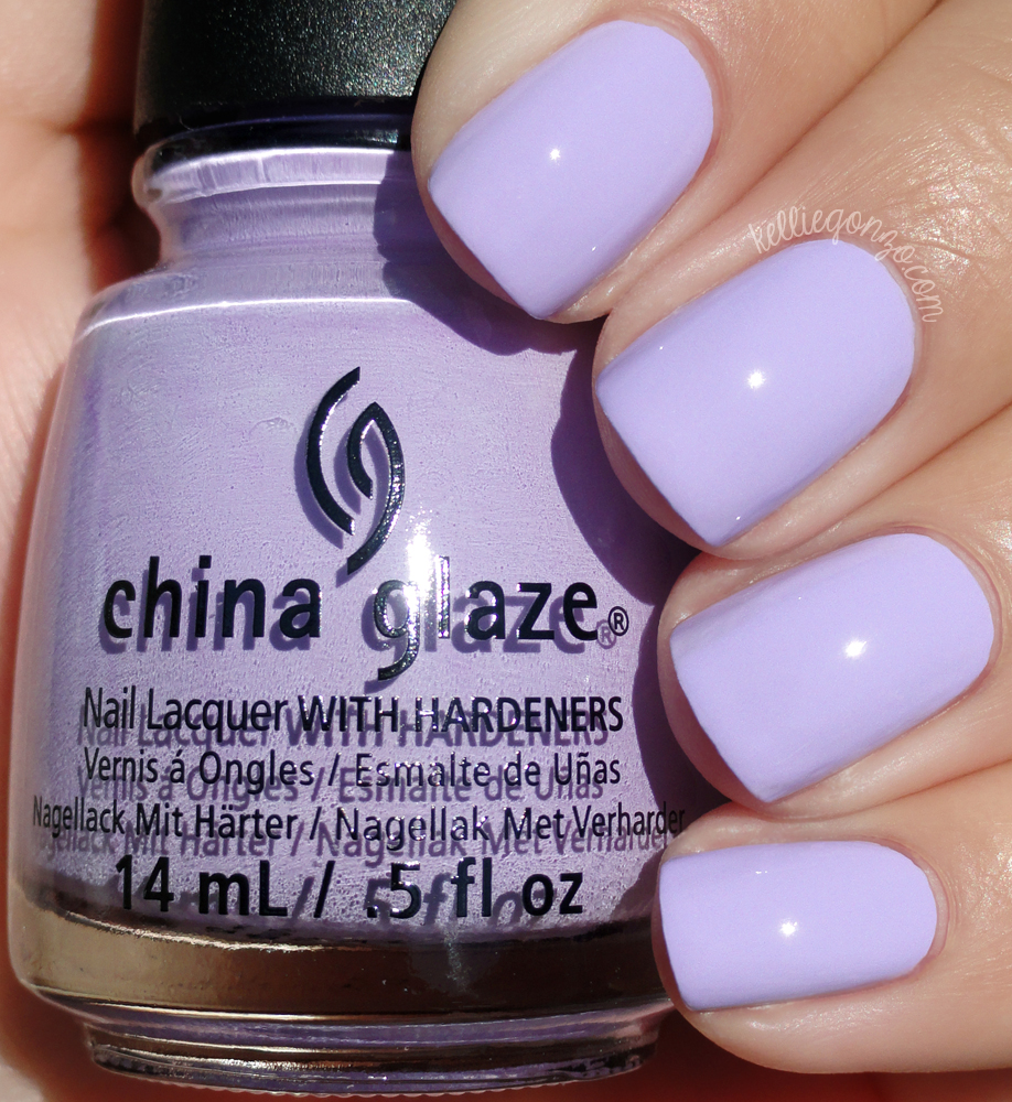 kelliegonzo: China Glaze - Lotus Begin