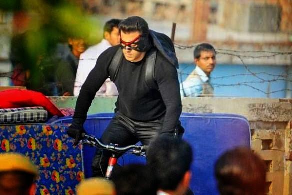 Hangover Song Sung By Salman Khan and Shreya Ghoshal - Kick - Movie Review