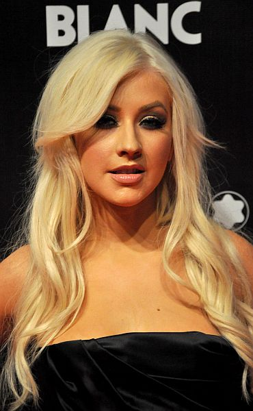 christina aguilera beautiful