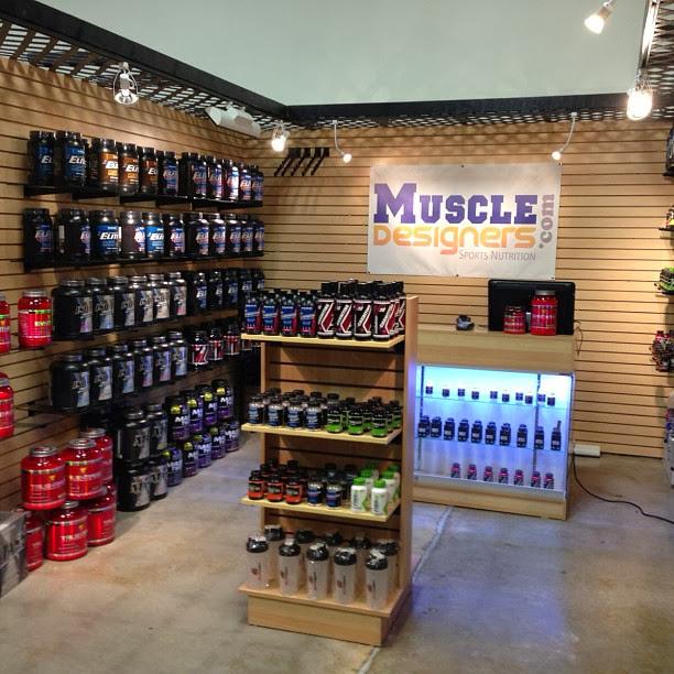 Loja Suplementos Miami Muscle Designers