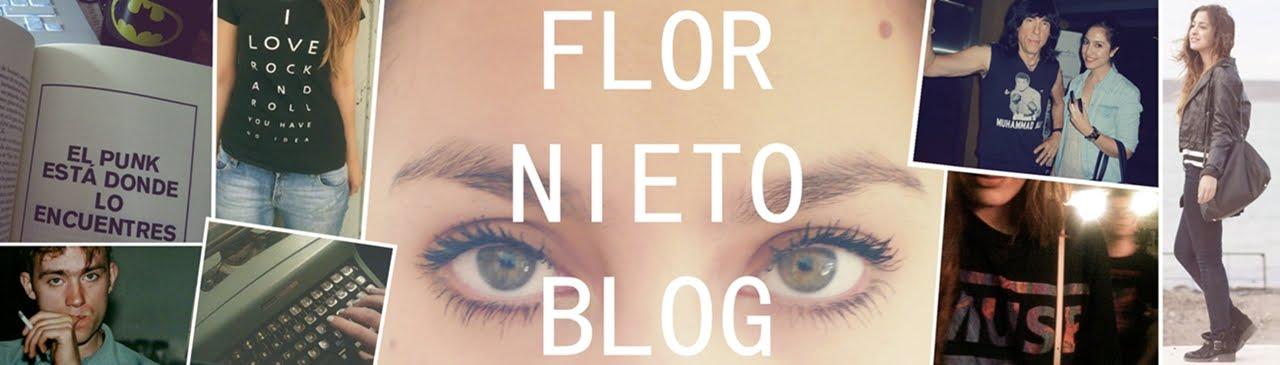 Flor Nieto Blog, el diario online de una periodista rockera