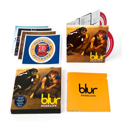 blur parklife b-sides, blur parklife remaster, blur competition, blur contest, win blur parklife
