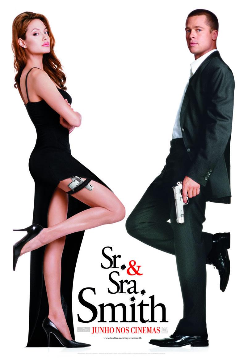 Sr. e Sra. Smith - Dublado