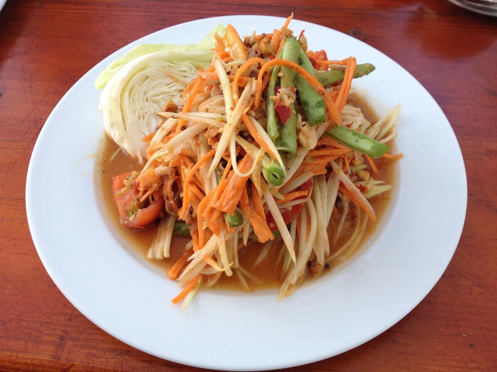 feeding wien: Su Thai Grill Imbiss Thai Food in Vienna