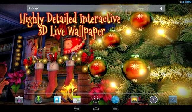 Christmas HD android apk - Screenshoot
