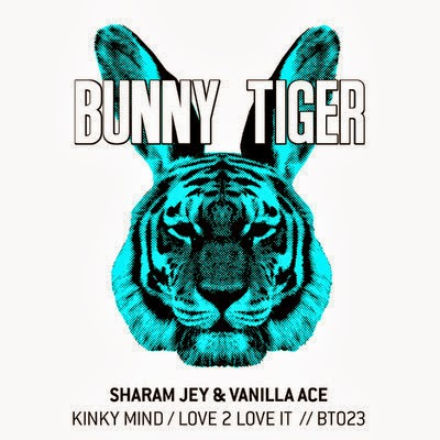 Sharam Jey & Vanilla Ace - Kinky Mind / Love 2 Love It