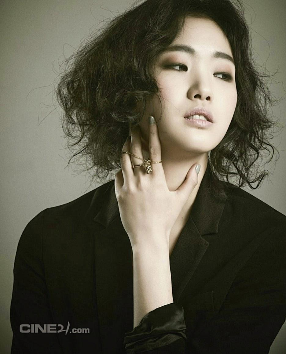 Lee Min Ki and Kim Go Eun for Elle and Cine21 - POPdramatic