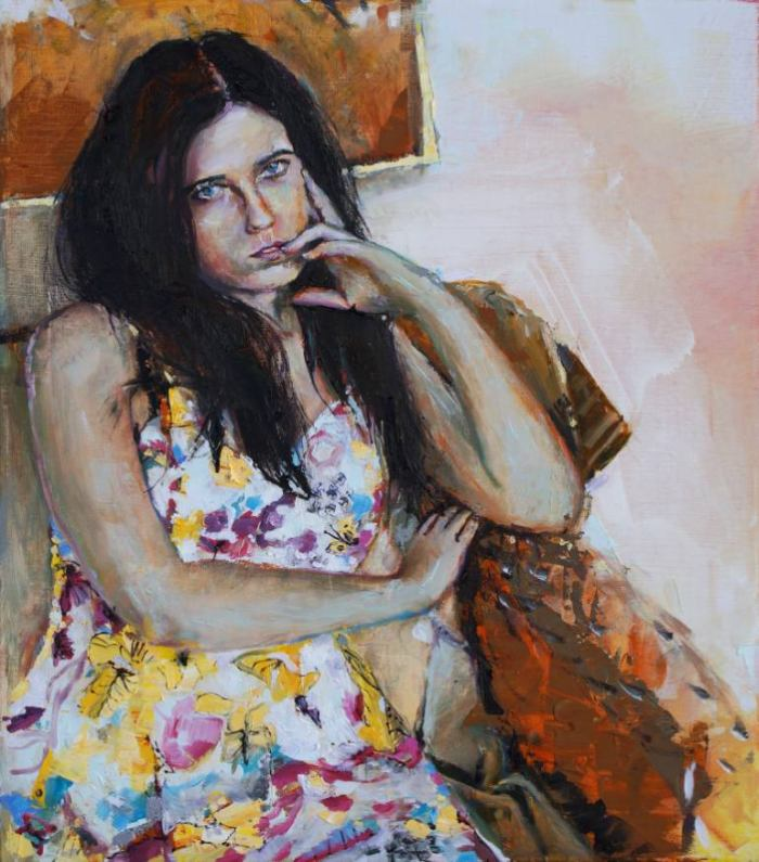 Тёплая романтическая красота. Kristian Mumford