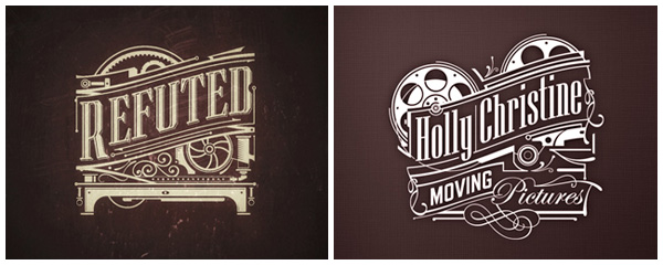 60 Beautifully Designed Retro and Vintage Logos