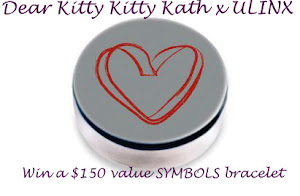 Dear Kitty Kittie Kath x ULINX Giveaway