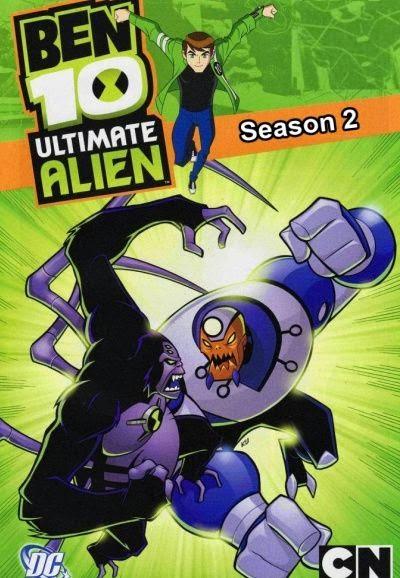 Ben 10: Ultimate Alien Temporada 2