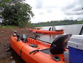 Pescaria Represa Capim Branco Uberlândia-MG