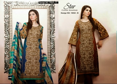 Naveed Nawaz Winter Khaddar Collection 2014