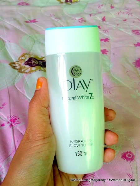 Olay Natural White 7-in-1 Hydrating Glow Toner Review