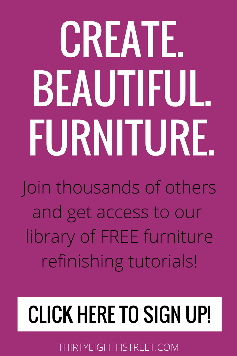 Free Furniture Tutorials