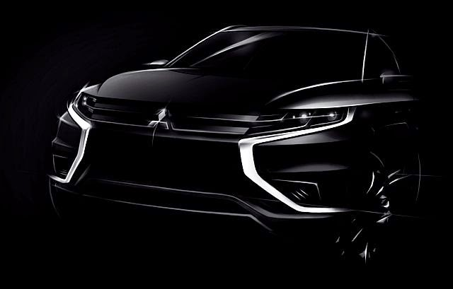 Yeni Mitsubishi Outlander
