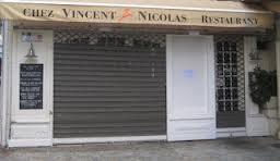 Chez Vincent Nicolas