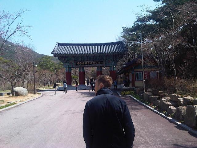 Sudok-Sa Monastery