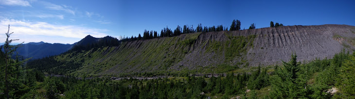 Observations of a Cascadian Geologist