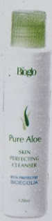 Bioglo Pure Aloe Skin Perfecting Cleanser
