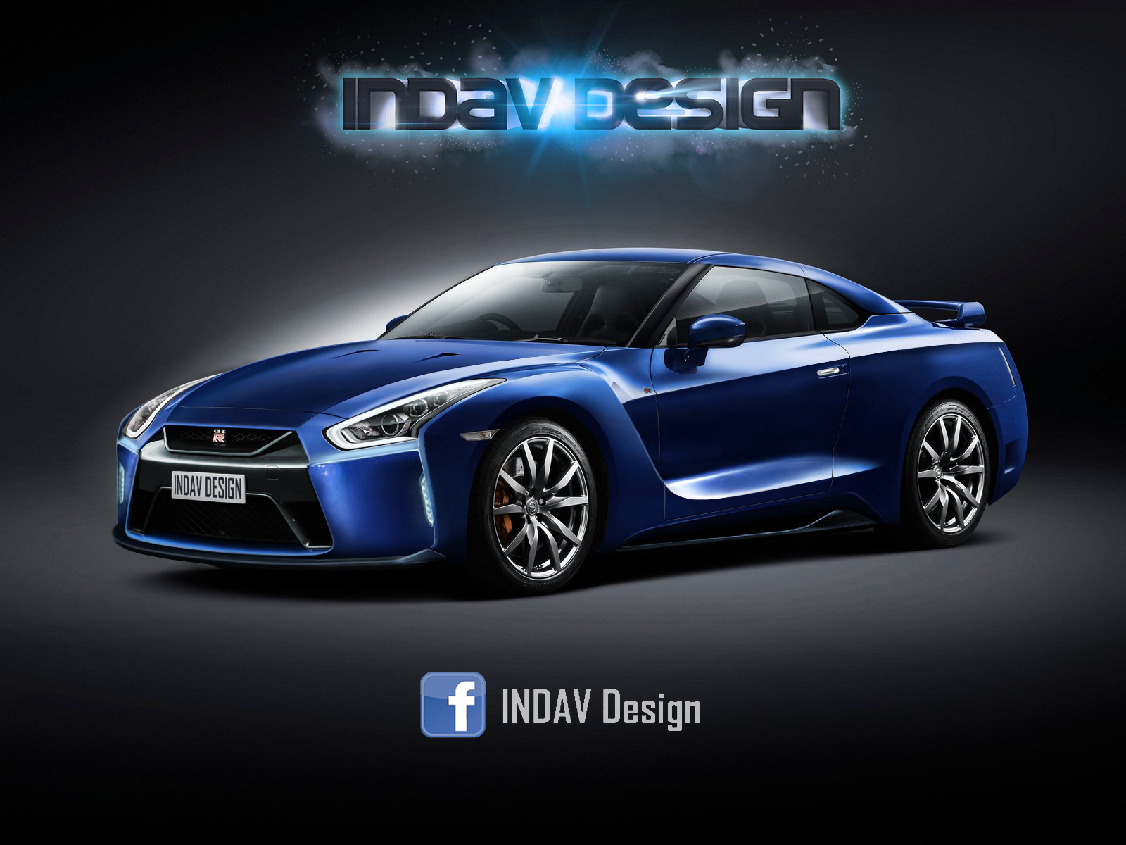2017 Nissan Gt R Blue 200 Interior And Exterior Images