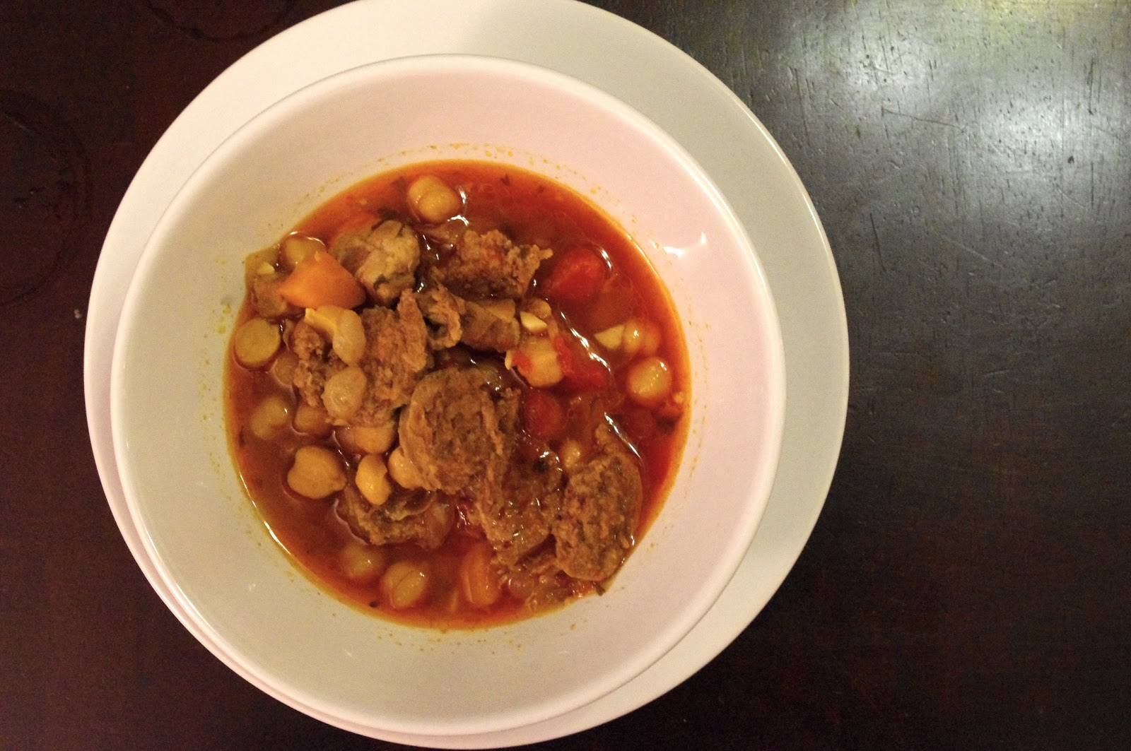 Spicy Pork Stew With Chickpeas And Sausage Recipes — Dishmaps