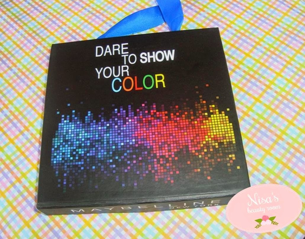Maybelline Dare To Show Color (Colorshow)