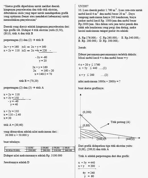 Jawaban Dari Soal Logika Matematika Contoh Soal Psikotes Matematika Gambar Jawaban Lengkap
