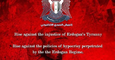 turkish ministry of interior website hacked by syrian