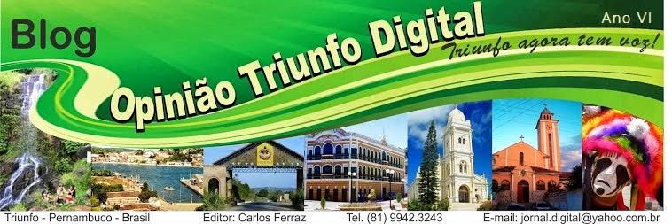 OPINIÃO TRIUNFO