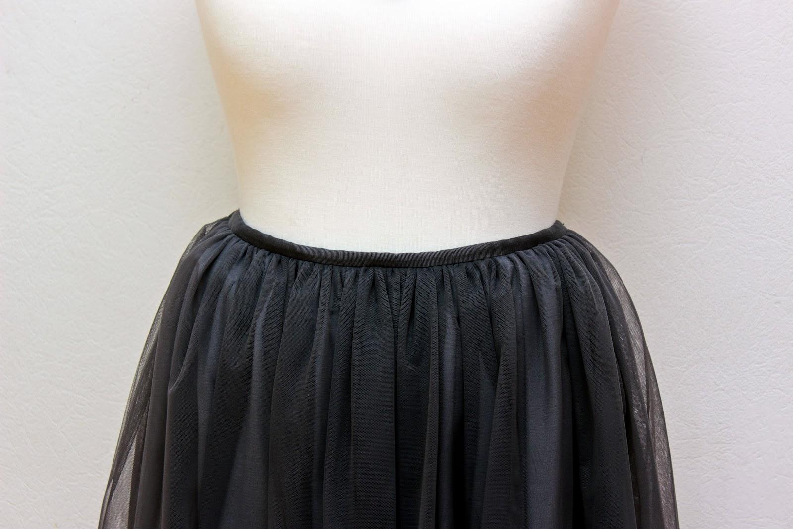 Как сшить юбку из тюли своими руками мастер класс 63