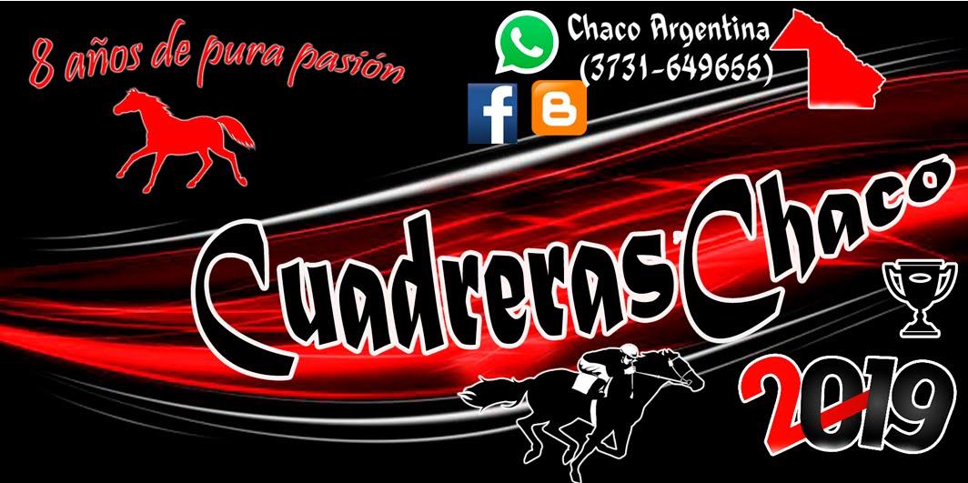 Cuadreras Chaco 2019