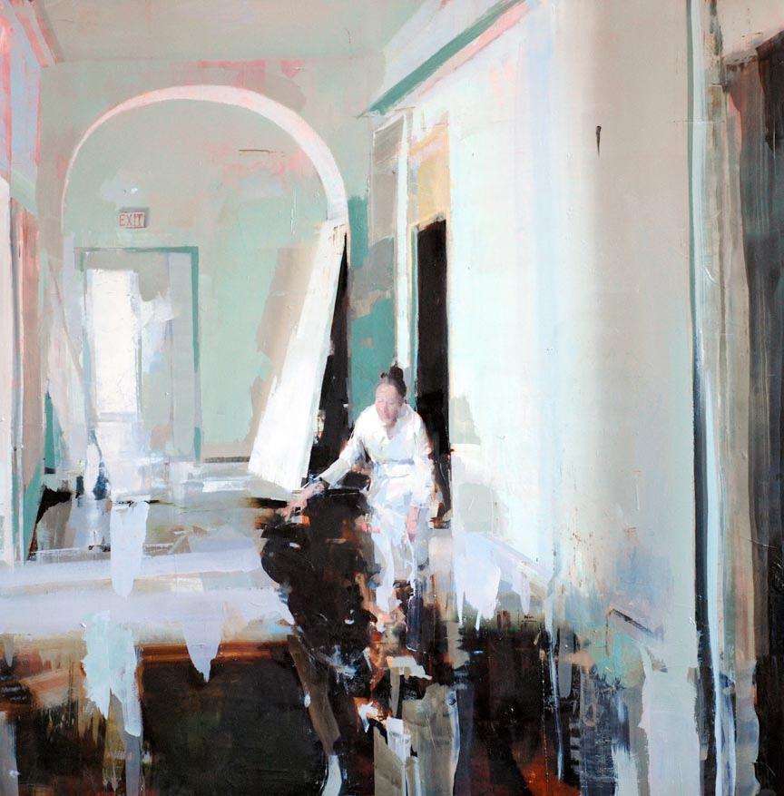 Alex Goodwin Oil Paintings