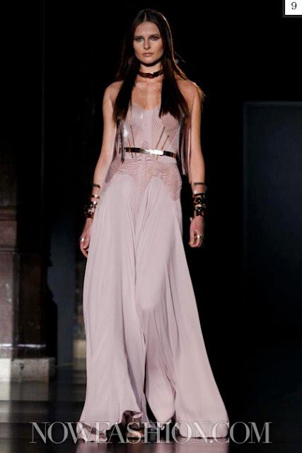 Vasilisa Pavlova: Basil Soda show Haute Couture S/S 2012 Paris