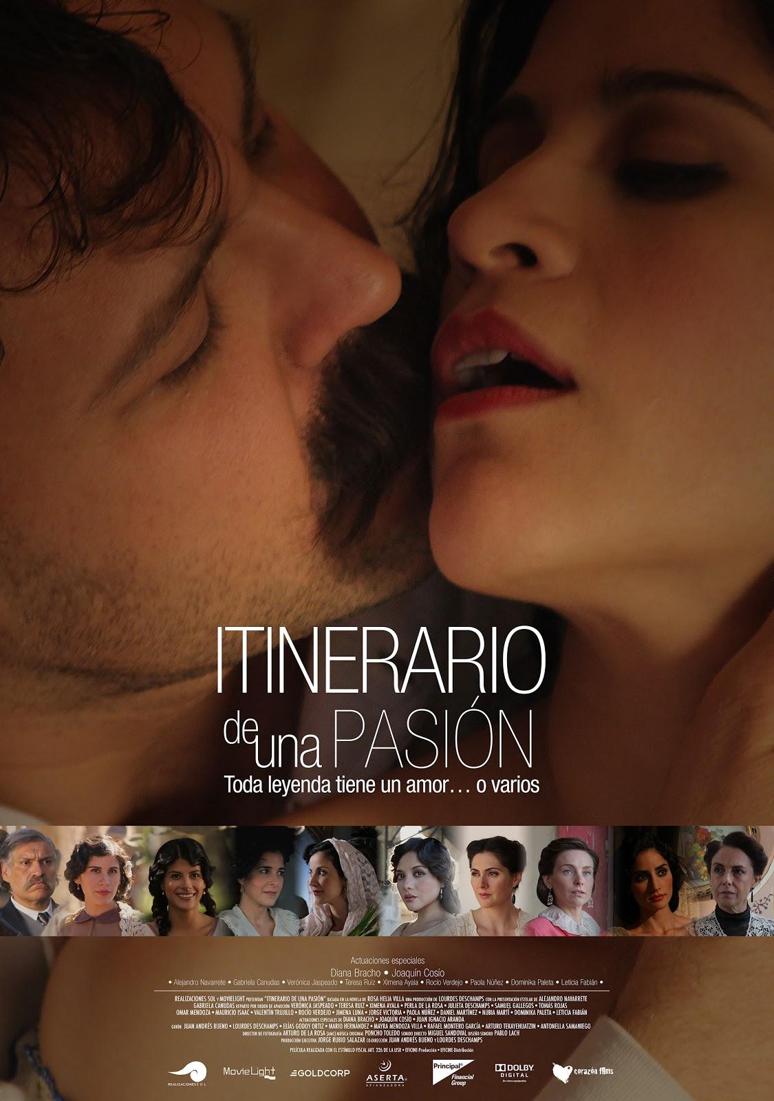 itinerario de una pasión (2015)