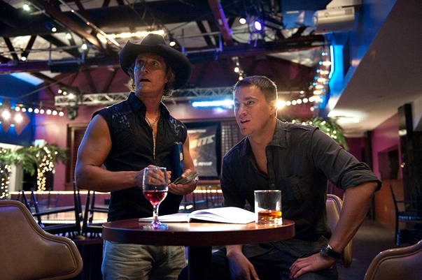 Magic Mike en 'Nunca es tarde'