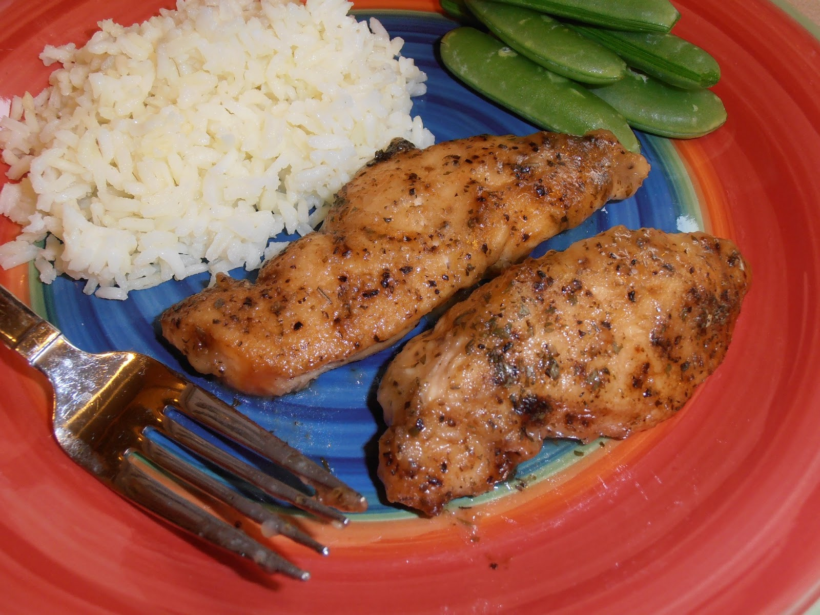 I Can't Believe It's Gluten-Free: Yummy Lemon Herb Chicken