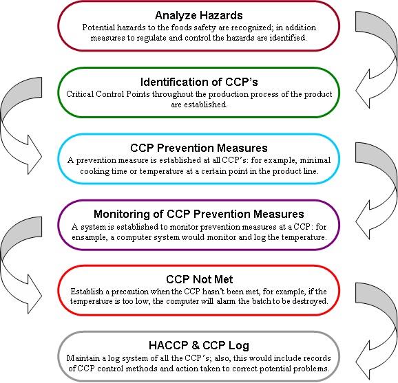 Ketahanan Pangan Nasional: Hazard Analysis and Critical ...