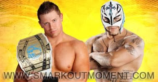 Watch SummerSlam 2012 Pay-Per-View Intercontinental Championship Match Miz Rey Mysterio